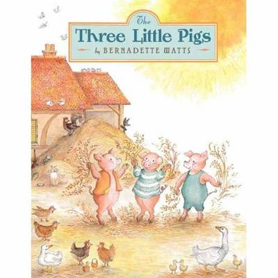 Three Little Pigs by Hans Christian Andersen