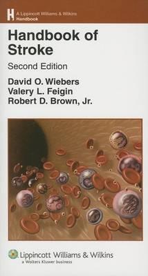 Handbook of Stroke by David O. Wiebers