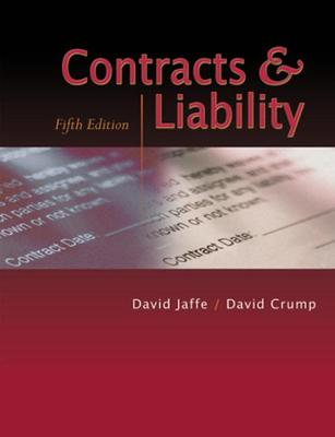Contracts & Liabilities by David S Jaffe