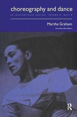 Martha Graham by Alice Helpern