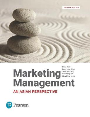 Marketing Management, An Asian Perspective book