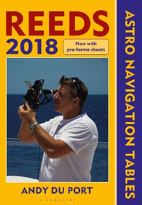 Reeds Astro Navigation Tables 2018 by Andy Du Port
