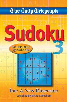 Daily Telegraph: Sudoku 3 by Telegraph Group Limited