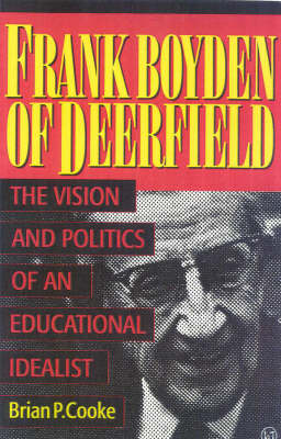 Frank Boyden of Deerfield by Brian Cooke