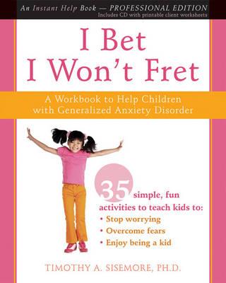 I Bet I Won't Fret (Professional) book