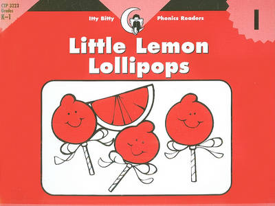 Little Lemon Lollipops by Rozanne Lanczak Williams