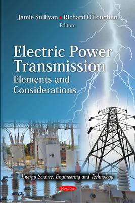 Electric Power Transmission by Jamie Sullivan