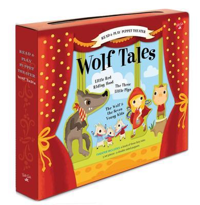 Wolf Tales by Oldrich Ruzicka
