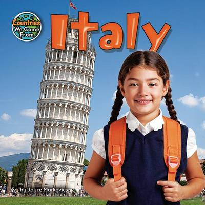 Countries We Come From: Italy by Joyce Markovics