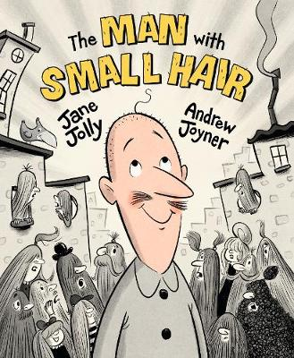 The Man With Small Hair book