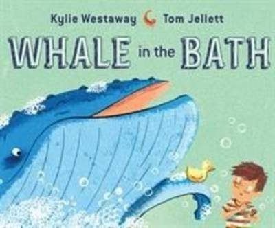 Whale in the Bath by Kylie Westaway