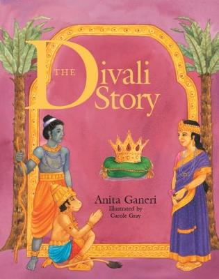 The Divali Story by Anita Ganeri