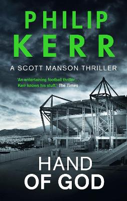 Hand Of God book