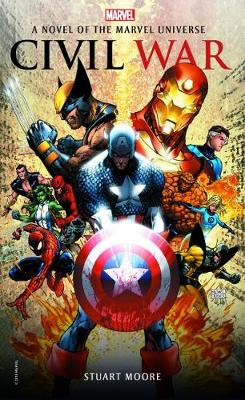 Civil War by Stuart Moore
