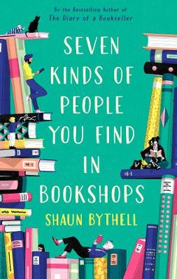 Seven Kinds of People You Find in Bookshops book