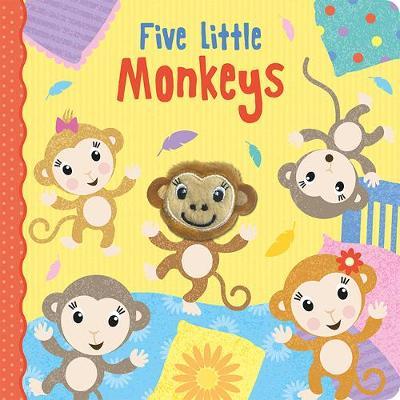Five Little Monkeys by Jenny Copper