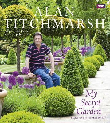 My Secret Garden book