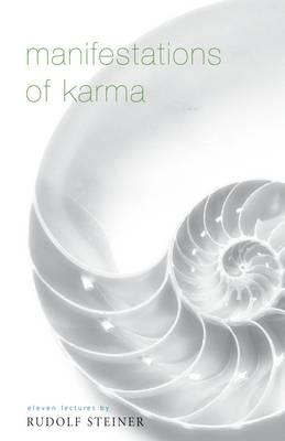 Manifestations of Karma by Rudolf Steiner