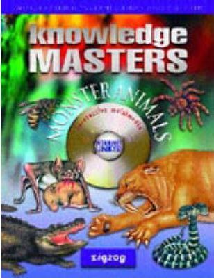 KNOWLEDGE MASTERS MONSTER ANIMALS by Gerald Legg