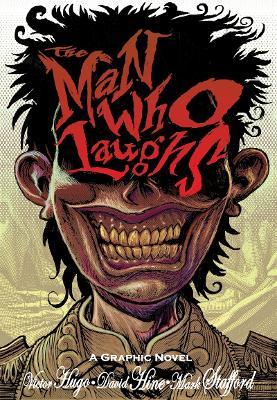 Man Who Laughs by David Hine