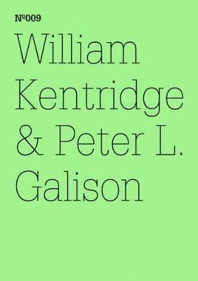 William Kentridge and Peter L. Galison by William Kentridge