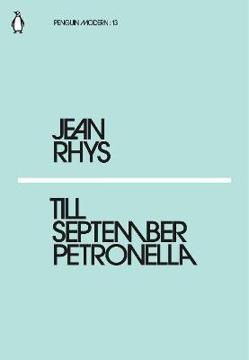 Till September Petronella book