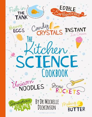 The Kitchen Science Cookbook book