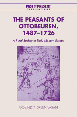 Peasants of Ottobeuren, 1487-1726 book