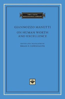 On Human Worth and Excellence book