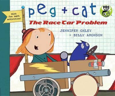 Peg + Cat: The Race Car Problem book