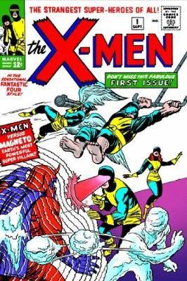 X-men Vol.1 book