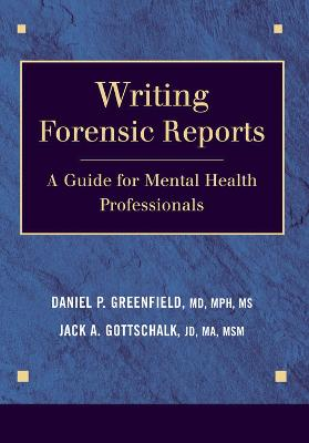 Writing Forensic Reports book