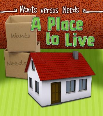 Place to Live by Linda Staniford