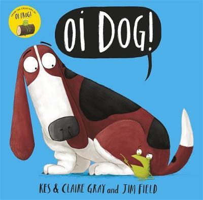 Oi Dog! book