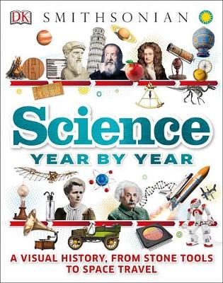 Science Year by Year book