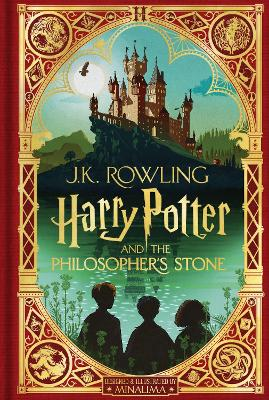 Harry Potter and the Philosopher's Stone: MinaLima Edition by J.K. Rowling