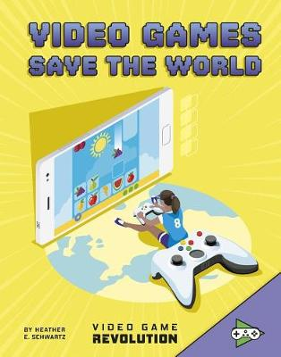 Video Games Save the World book