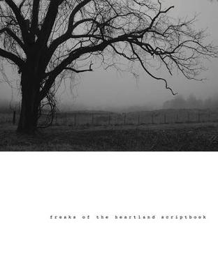 Freaks of the Heartland Scriptbook by Steve Niles