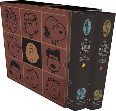 Complete Peanuts, The: 1999-2000 And Comics & Stories Gift Box Set by Barack Obama