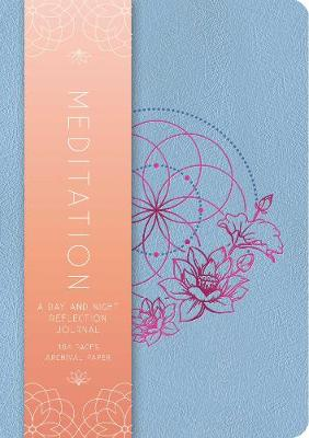 Meditation: A Day and Night Reflection Journal (90 Days) book