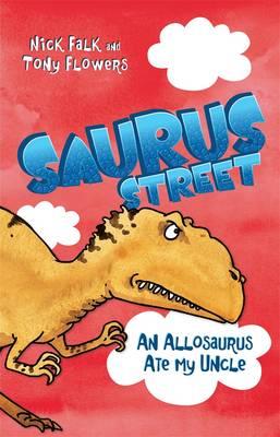 Saurus Street 4 by Nick Falk