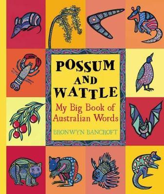 Possum and Wattle book