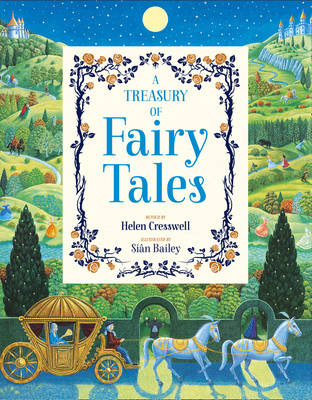 Treasury of Fairy Tales by Helen Cresswell