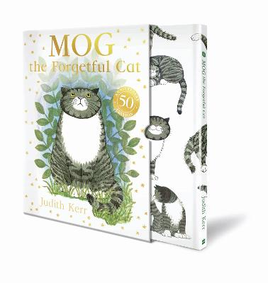 Mog the Forgetful Cat Slipcase Gift Edition by Judith Kerr