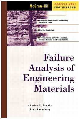Failure Analysis of Engineering Materials book