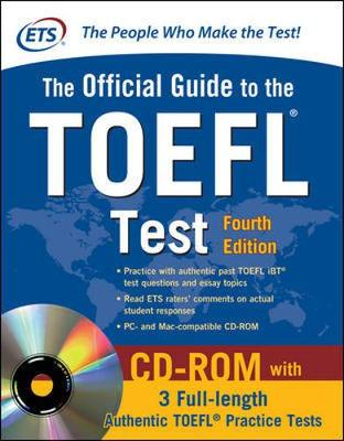 Official Guide to the TOEFL Test With CD-ROM by Educational Testing Service