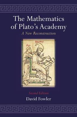 Mathematics of Plato's Academy book