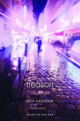 Treason by Hedi Kaddour
