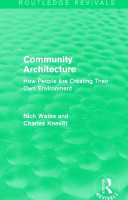 Community Architecture book
