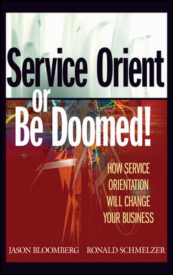 Service Orient or Be Doomed! book